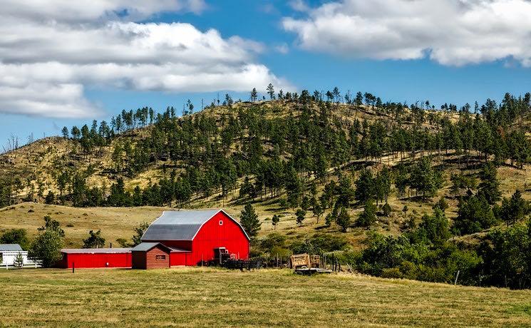 Mr. Malone compró un millón de de acres en los estados de Maine y New Hampshire.