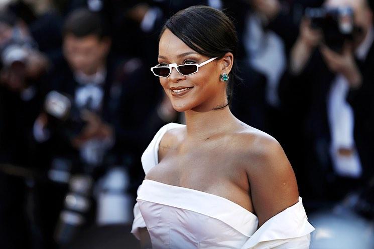 Rihanna: Las celebridades que más cobraron por publicación patrocinada en Instagram.