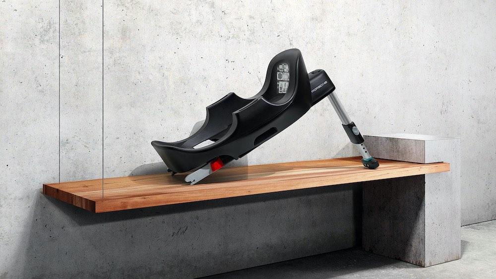 Porsche lanza dos nuevos sistemas de retención infantil, la silla para bebés Porsche Baby Seat i-Size y la silla para niños Porsche Kid Seat i-Size