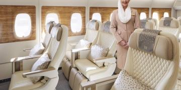 Emirates presenta el Airbus A380 con la Premium Economy Class y mejoras en todas las clases