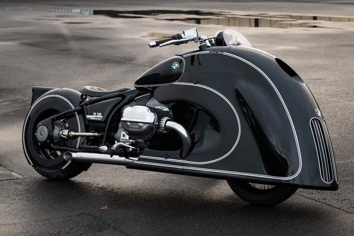 BMW Motorrad presenta la nueva R 18 Custom Bike