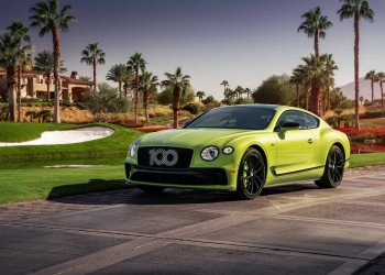 Las entregas globales del Bentley Pikes Peak Continental GT Limited Edition