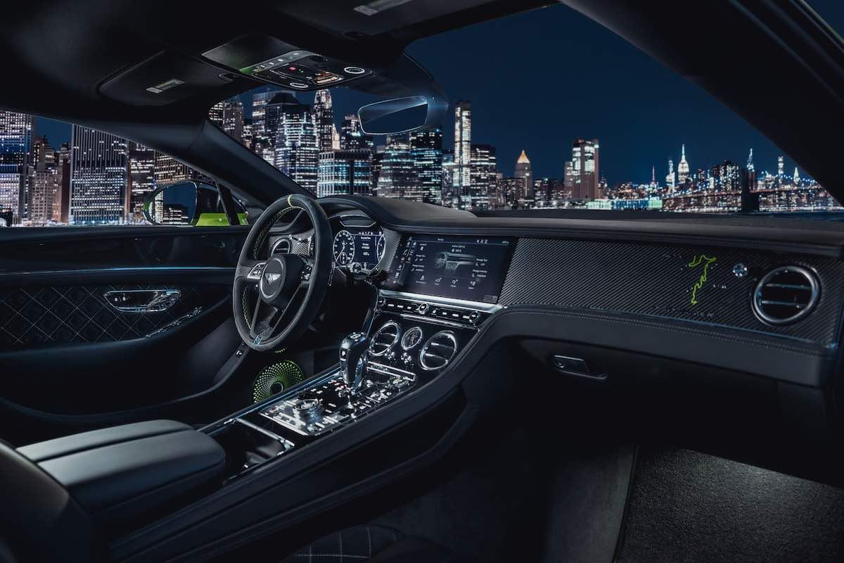 Las entregas globales del Bentley Limited Edition.