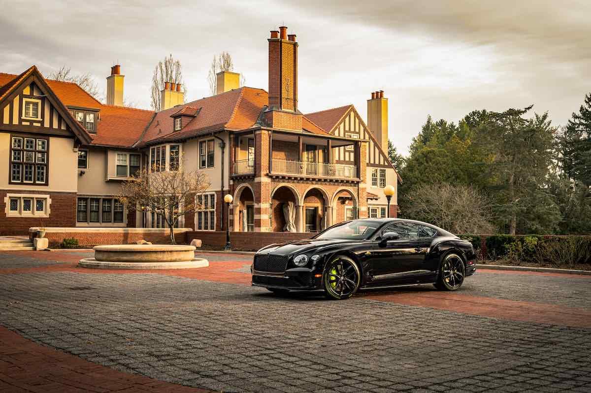 Las entregas globales del Bentley Pikes Peak Continental GT Limited Edition