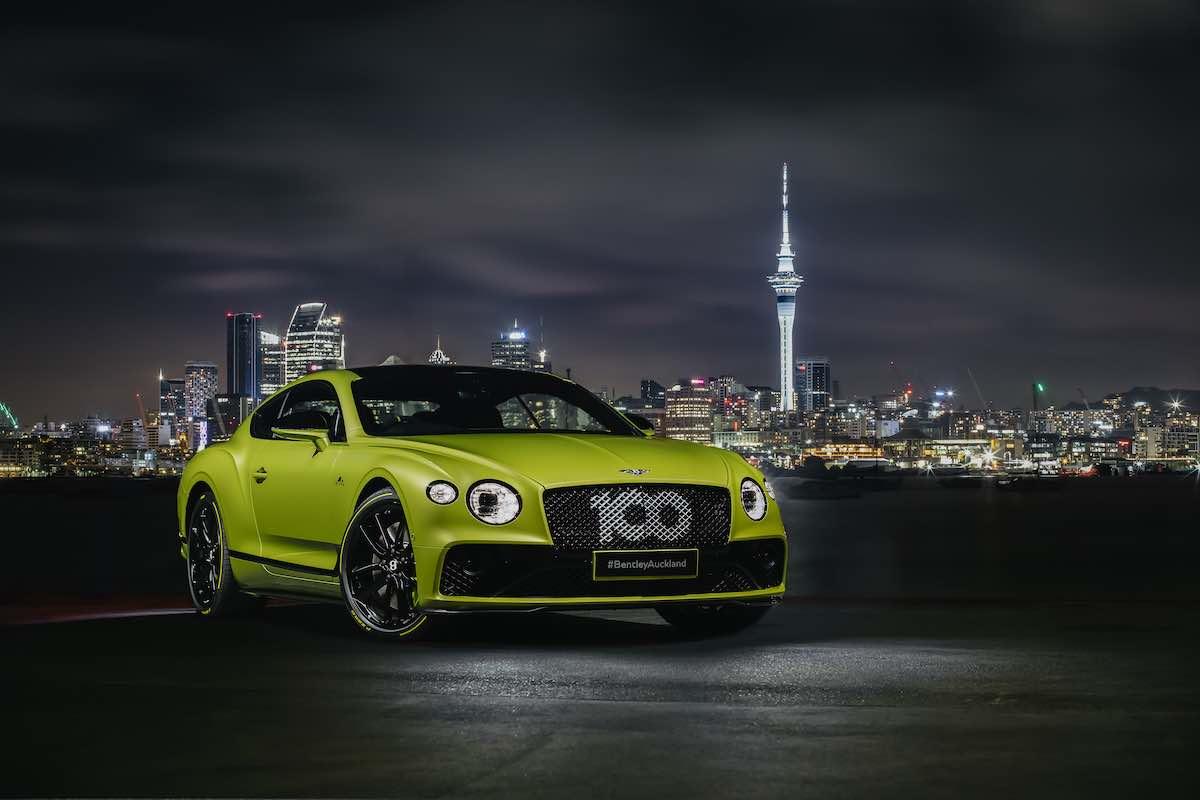 Las entregas globales del Bentley Limited Edition by Mulliner.
