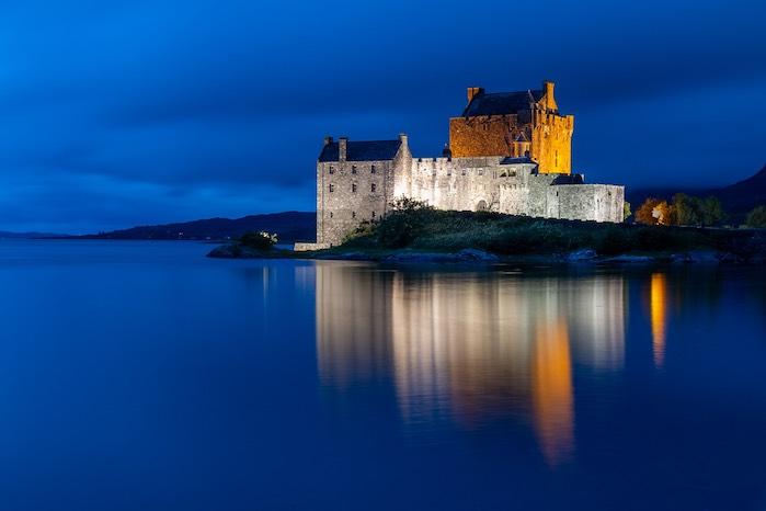 Castillo de Eilean Donan: Uno d los 50 lugares más hermosos del mundo que debes visitar antes de morir.
