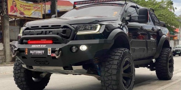 Ford Ranger Raptor personalizada por Autobot Autoworks
