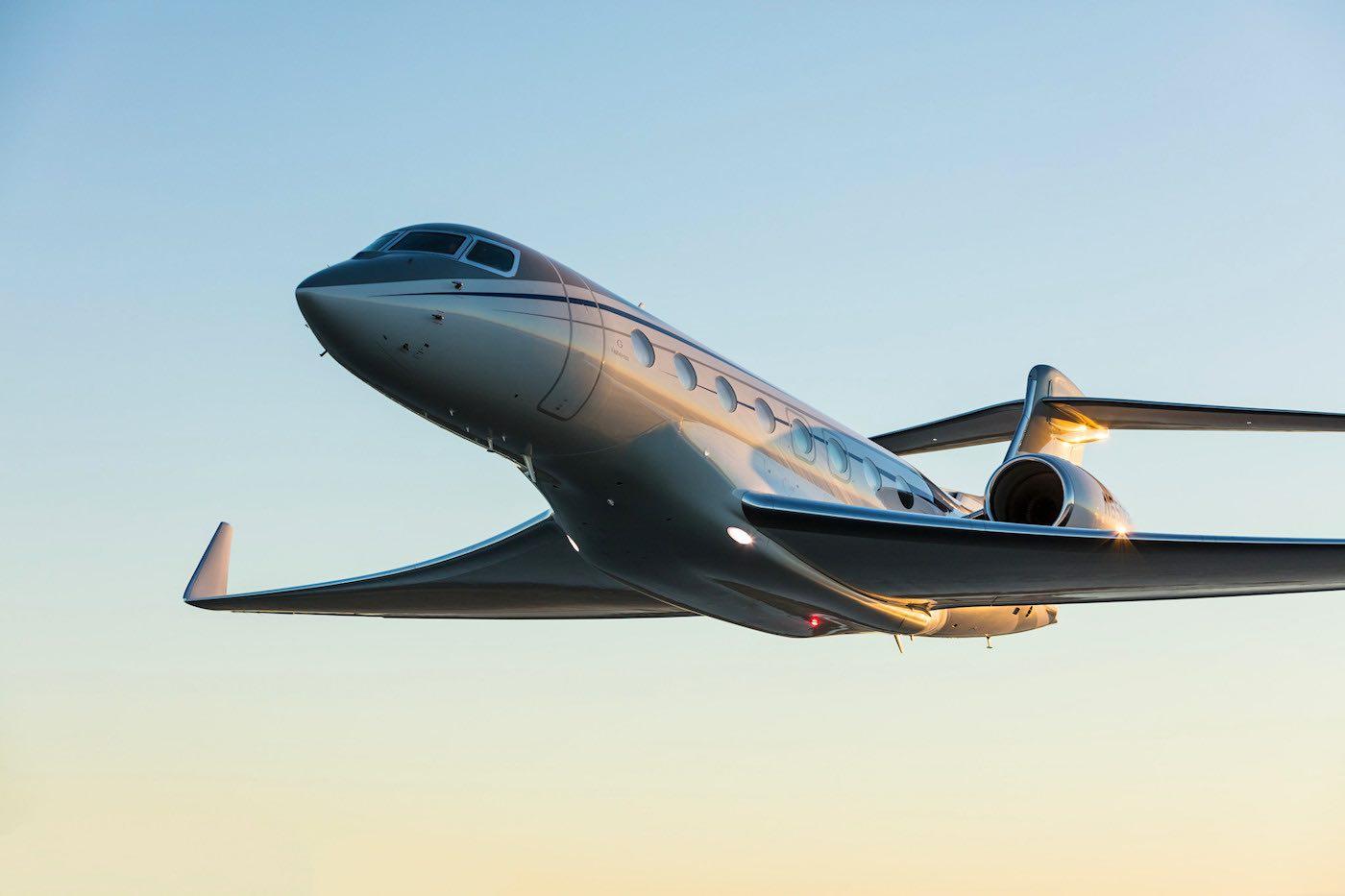 Gulfstream G650ER: Un campeón en el aire y entre los aviones de negocios