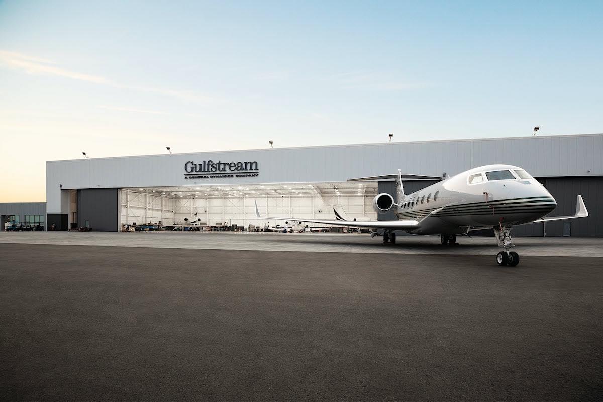 Gulfstream G650ER: Un campeón entre los aviones de negocios