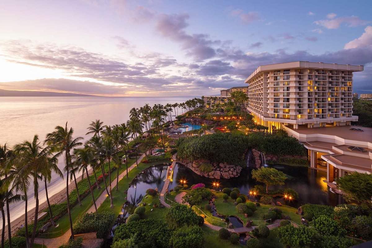 Por 1,5 millones de dólares, ahora puedes 'comprar' todo el Hyatt Regency Maui Resort en Hawái
