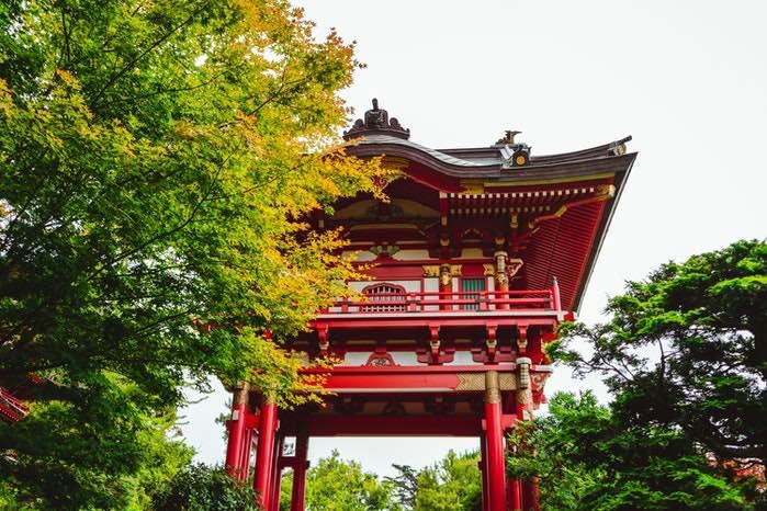 Jardín Japonés: Uno d los 50 lugares más hermosos del mundo que debes visitar antes de morir.