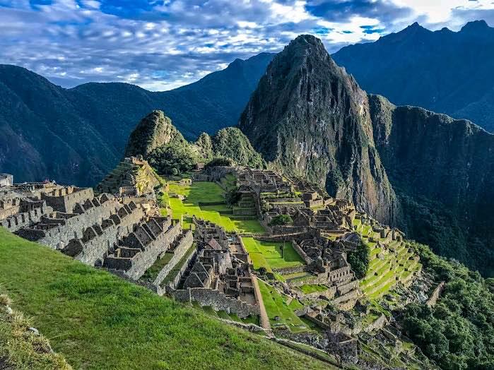 Machu Picchu: Uno d los 50 lugares más hermosos del mundo que debes visitar antes de morir.