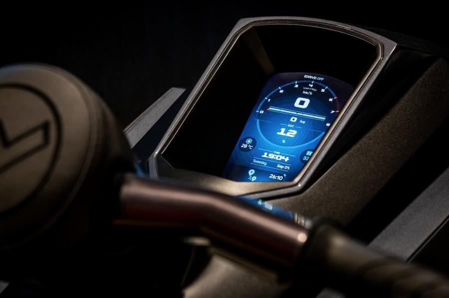 Narke GT95 presenta Cyberjet, una moto de agua 100% eléctrica