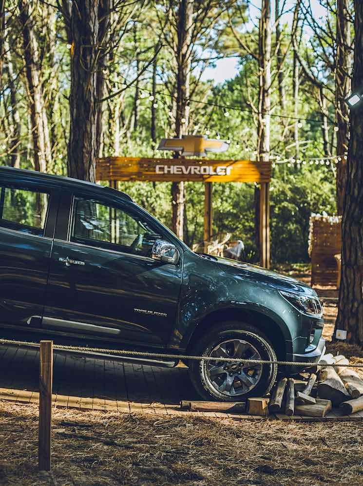 """Chevrolet inaugura el """"Paseo del Bosque"""" en Cariló"""
