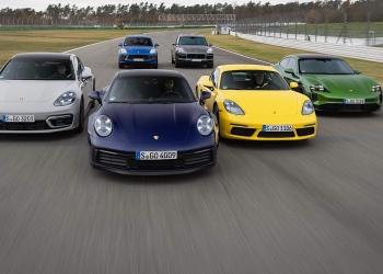 El Porsche Taycan supera las 20.000 unidades en 2020