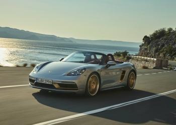 Porsche presenta la nueva edición limitada Boxster 25º Aniversario