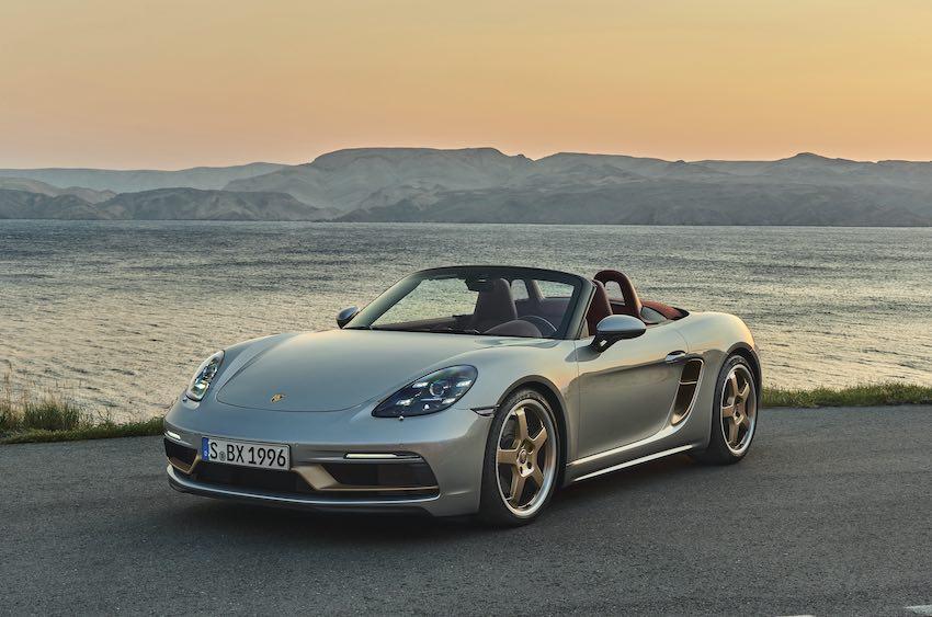 Porsche presenta una nueva edición limitada en todo el mundo.