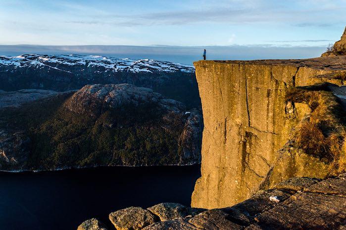 Púlpito del Predicador: Uno d los 50 lugares más hermosos del mundo que debes visitar antes de morir.