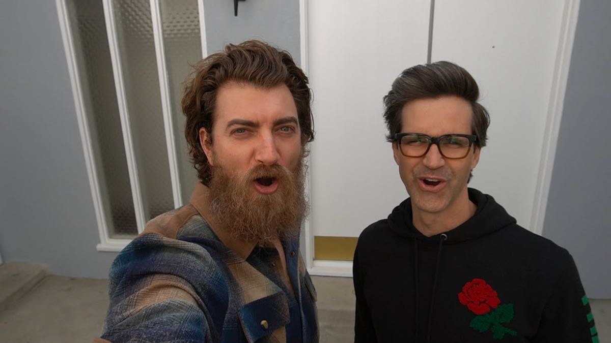 Rhett y Link: Los youtubers mejor pagados del 2020.