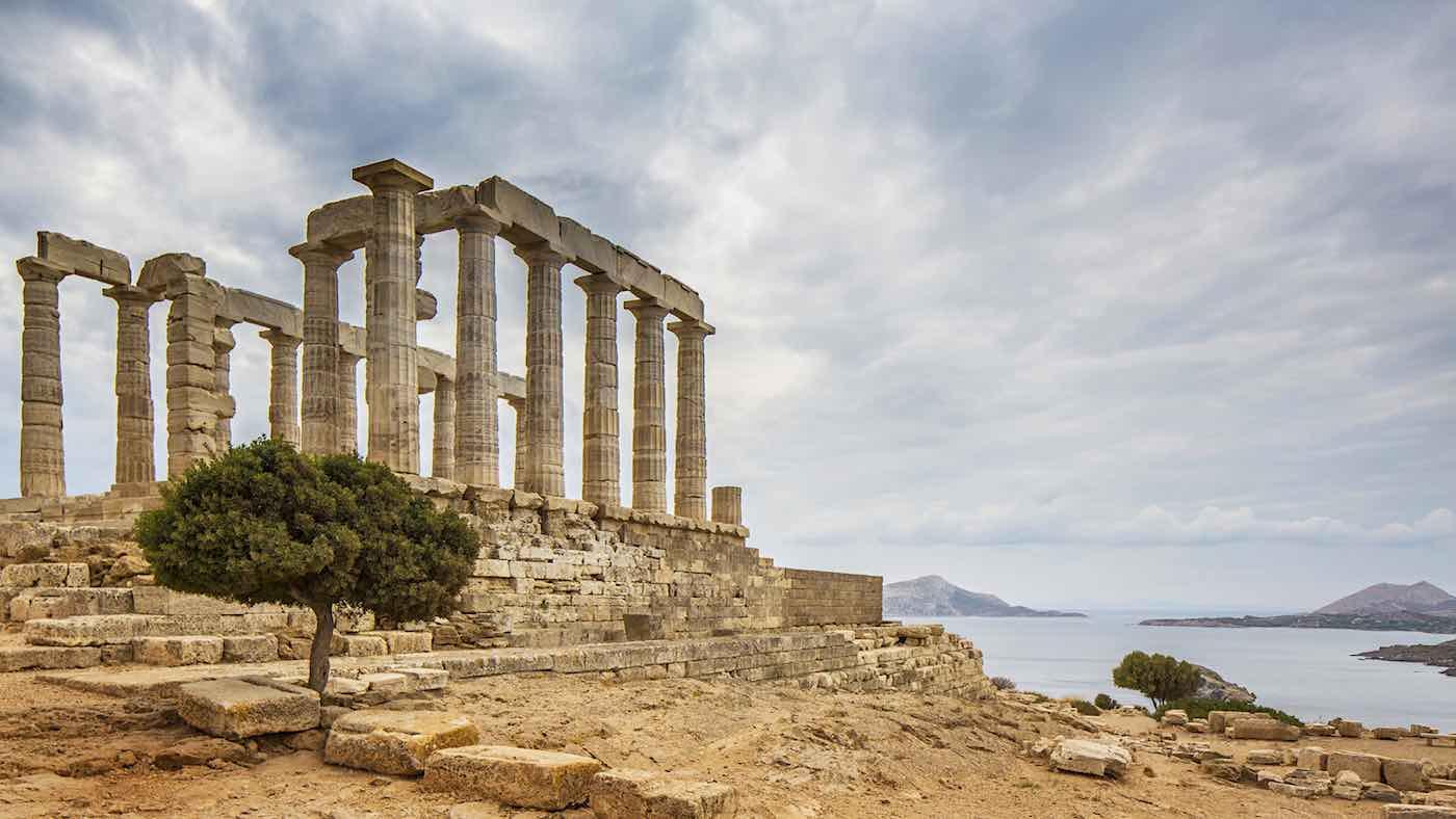 Templo de Poseidón, Atenas