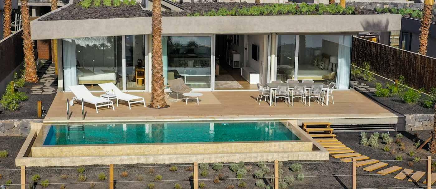 Villas del Tenis, Abama Luxury Residences