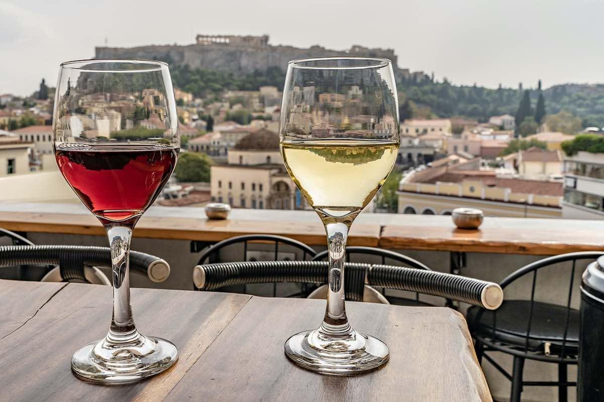 Vista de la Acrópolis: 10 razones para enamorarse de Atenas