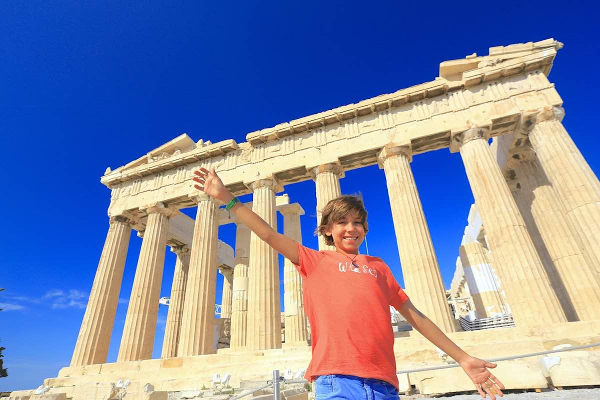 10 razones para enamorarse de Atenas