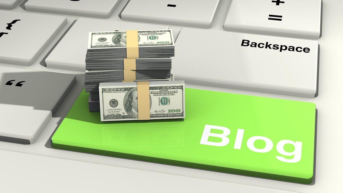 Cómo ganar dinero para un blogger: 4 maneras rentables de monetización de un blog.