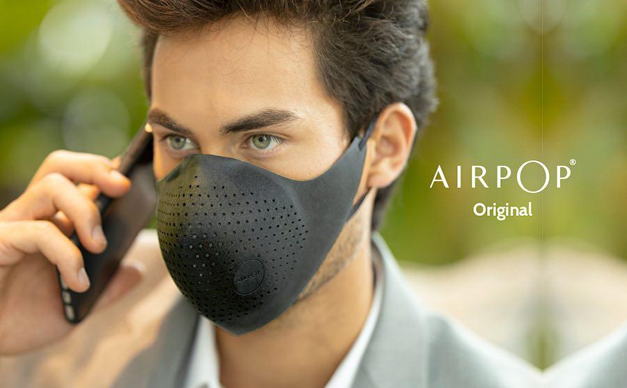 Atlantis Internacional anuncia un acuerdo de distribución con STRAX, para las mascarillas AirPop en España
