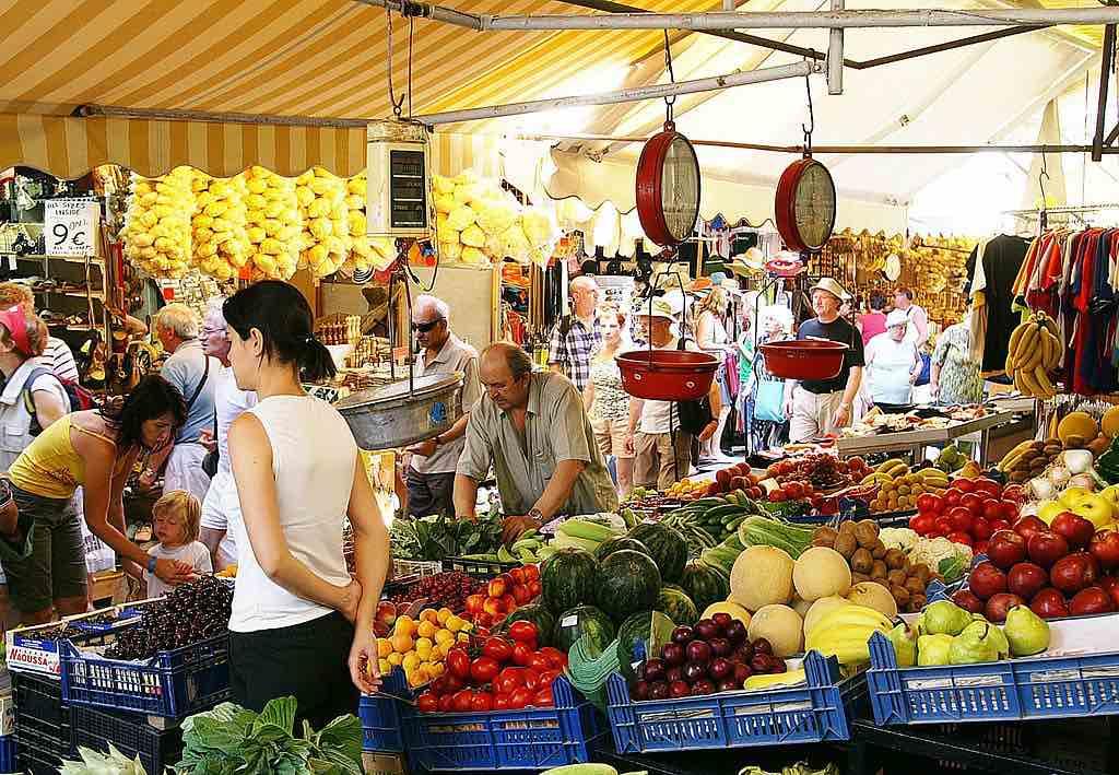 Los mercados Laikí Agorá