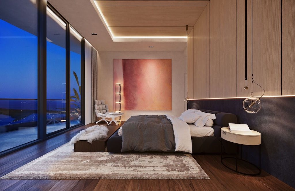 Se da a conocer el penthouse de Brickell Flatiron, uno de los más altos rascacielos de Miami