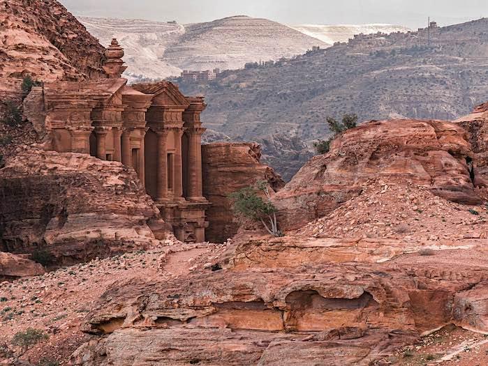 Petra: Uno d los 50 lugares más hermosos del mundo que debes visitar antes de morir.