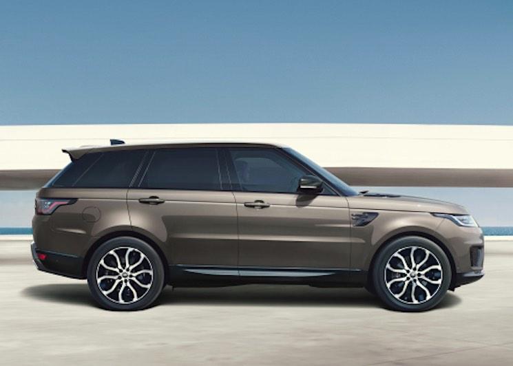 La nueva gama ya está disponible para pedidos en la red oficial de concesionarios de Land Rover.