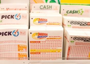 Lotería, Mega Millions, Powerball