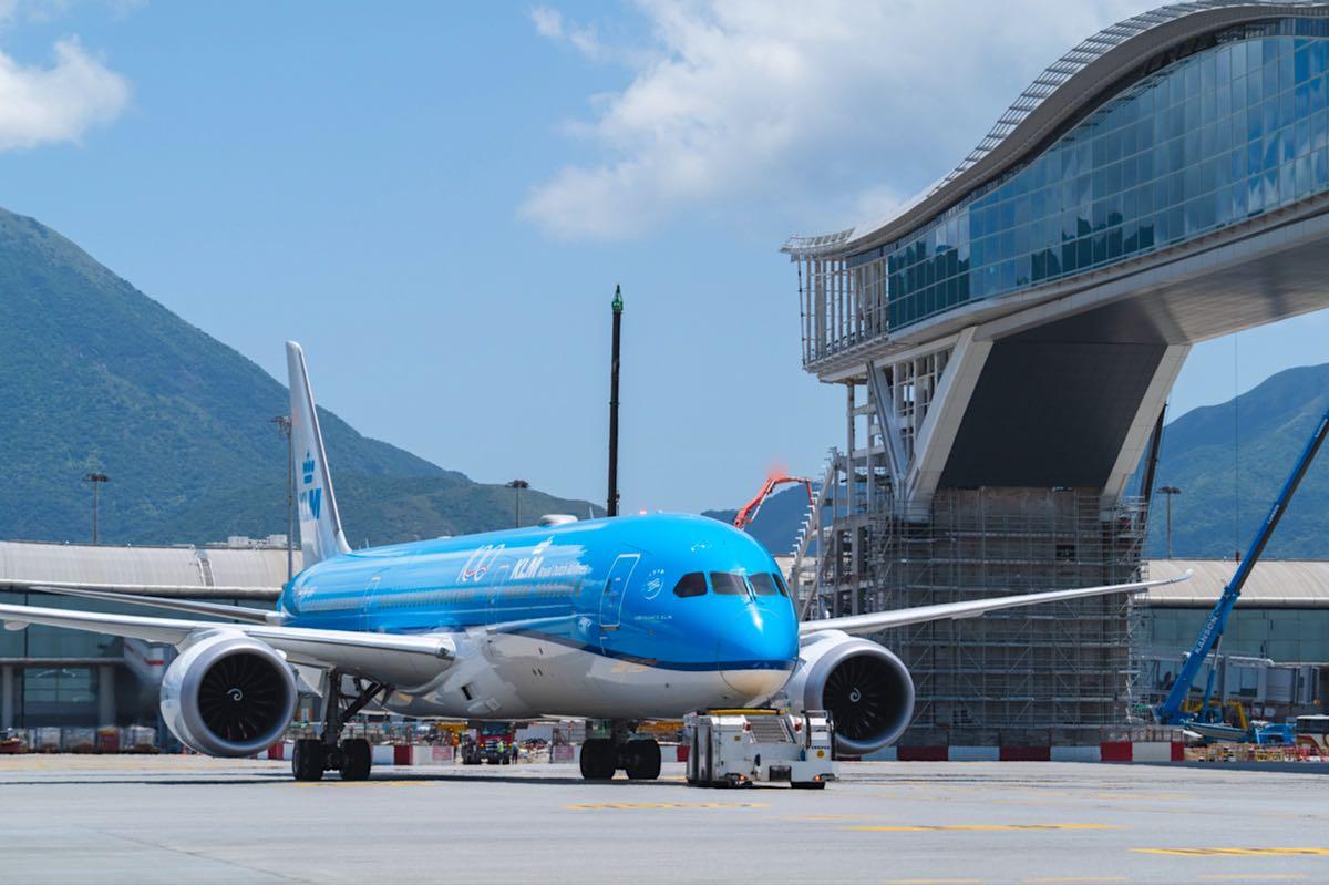 Boeing 787-10 de KLM Royal Dutch Airlines