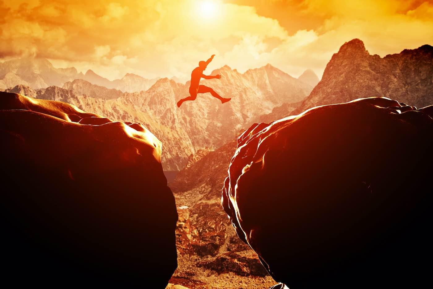 5 razones por las que tomar riesgos conduce a un gran éxito