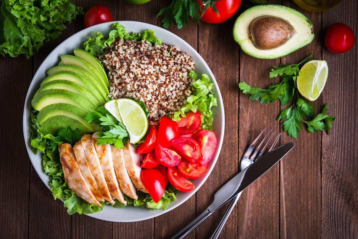FitDietBox presenta los propósitos de 2021: Un dieta sana, saludable y equilibrada