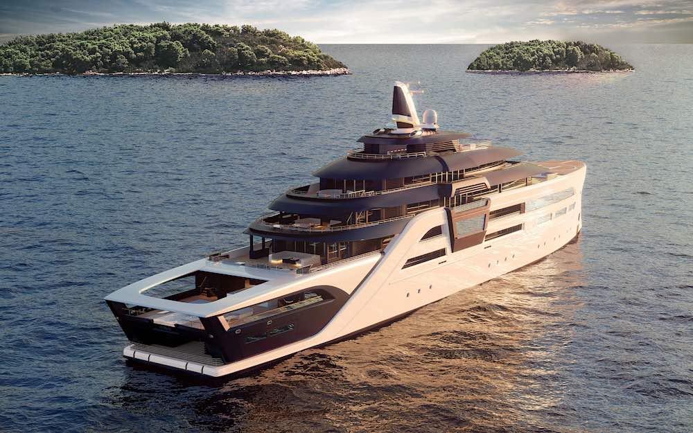 Explora los siete mares con estilo y respetando la naturaleza a bordo de esta embarcación.