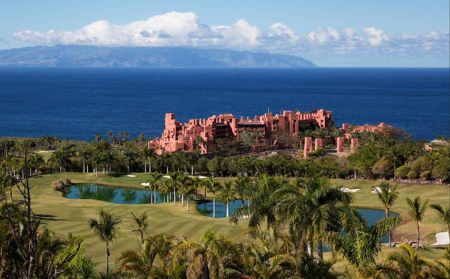 The Ritz-Carlton Abama Resort