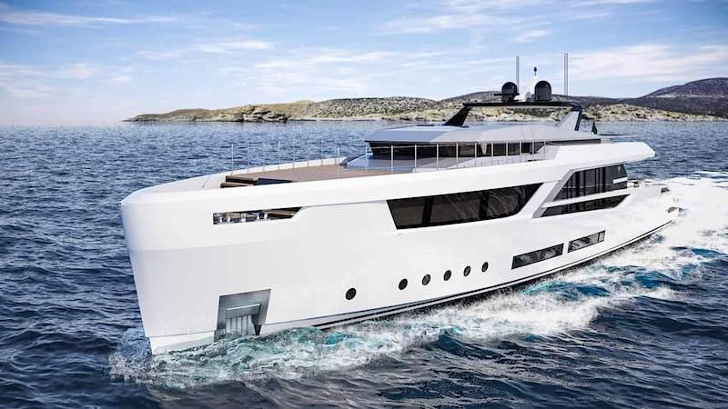 Los principales fabricantes de yates de lujo 2021: Baglietto 38M