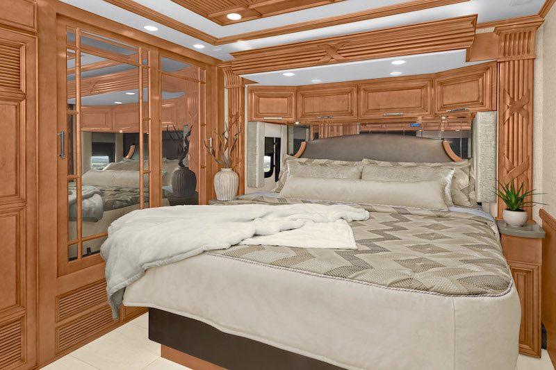 Casa rodante Supreme Aire 2021: Confort y lujo en un solo lugar