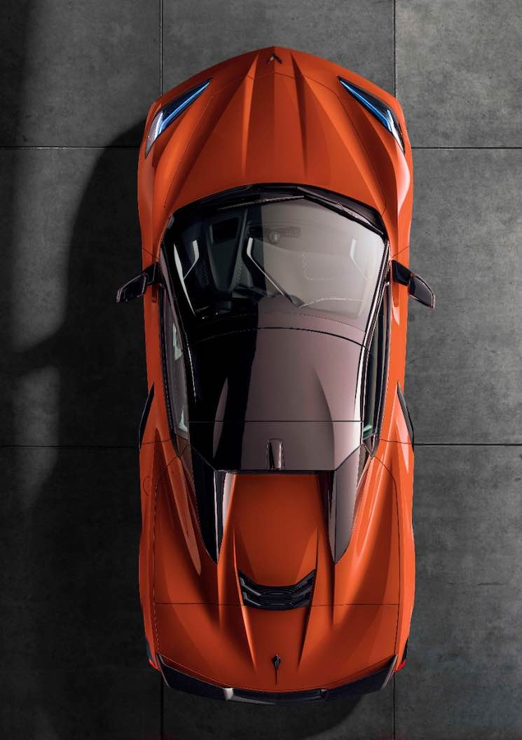 El primer Chevrolet con techo rígido que se guarda y despliega automáticamente.