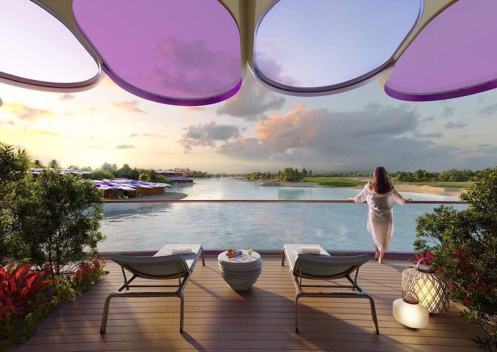 The Red Sea Project: Este enorme complejo turísticos de lujo y ecológico tiene 50 resorts, 22 islas, campos de golf y mucho más...