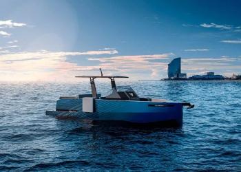 De Antonio Yachts presenta el D28 De Antonio CUPRA, una pieza única de su exitoso D28 Open con un look personalizado por la marca automovilística