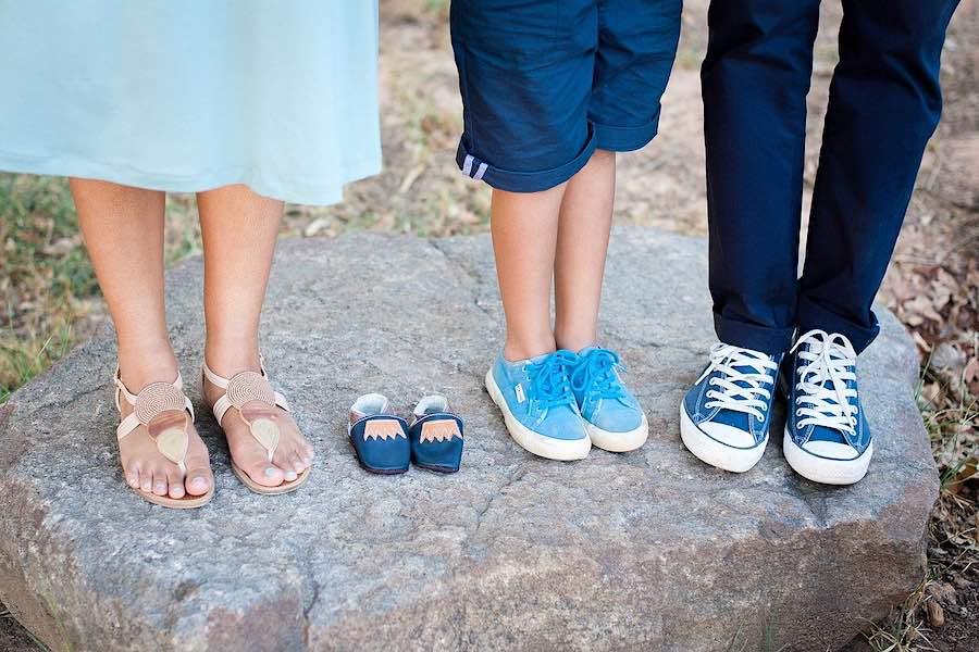 En 2017, la poderosa pareja anunciaban que estaban esperando su primer hijo.
