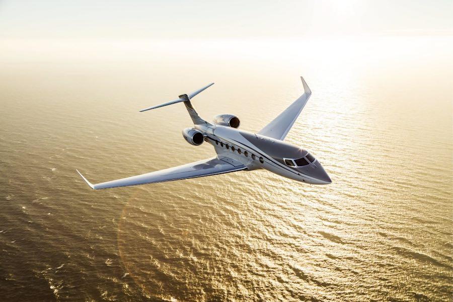 Los jets privados más rápidos del mundo: Gulfstream G650ER