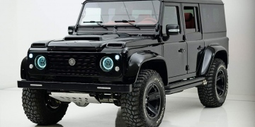 Ares Design presenta el Land Rover Defender Spec 1.2