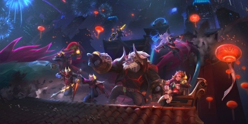 Llega el evento de Bestia lunar a League of Legends y Wild Rift