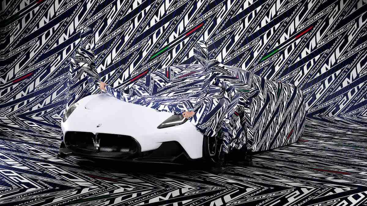 El nuevo coche deportivo seguirá llamando la atención con el lanzamiento del último accesorio.