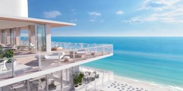 Penthouse 57 Ocean en Miami Beach de $38 millones hace su debut virtual
